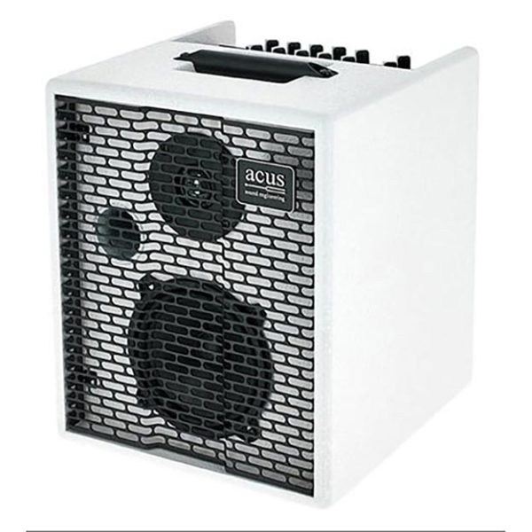 Ampli Acus One for strings 5T white