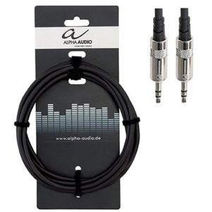 Câble instrument Alpha Audio Pro Line 1,5m 190530