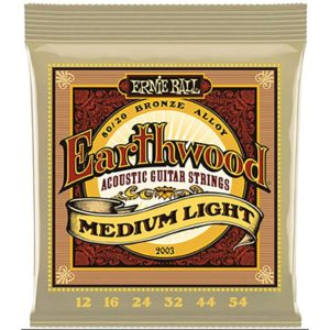 Jeu de cordes Ernie Ball Earthwood 2003