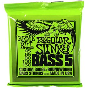 Jeu de cordes Regular slinky Bass 5 2836