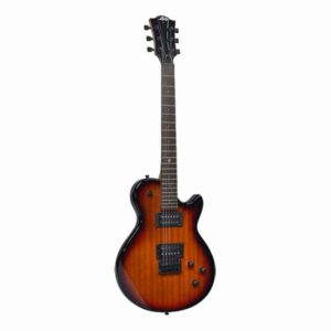 Guitare électrique LAG Imperator 60 tobacco sunburst