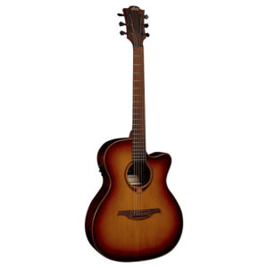 Guitare Lag Tramontane T118ASCE-BRS