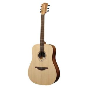 guitare acoustique LAG Tramontane Nature T7D Dreadnought