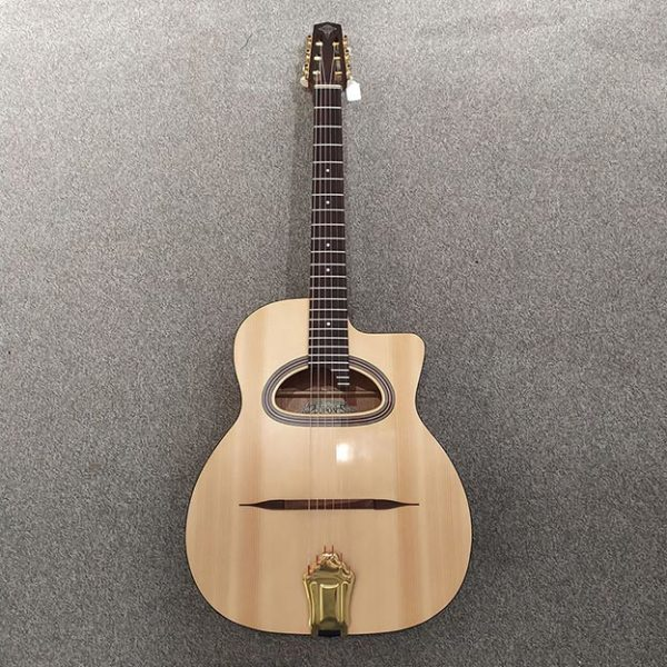 maurice dupont nomade macca guitare acoustique manouche
