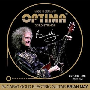 Jeu de cordes Optima Brian May 2028