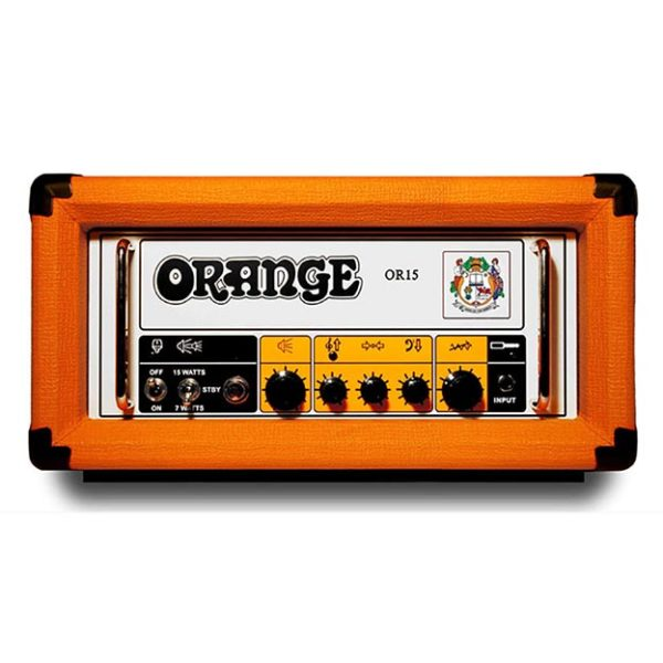 Tête d'ampli Orange OR15H