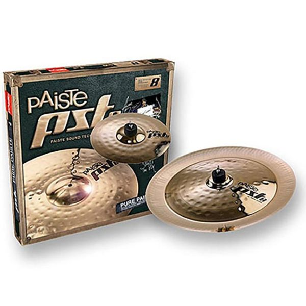 Set Paiste PST8 Rock effects