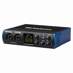 Interface audio Presonus Studio 2|4c