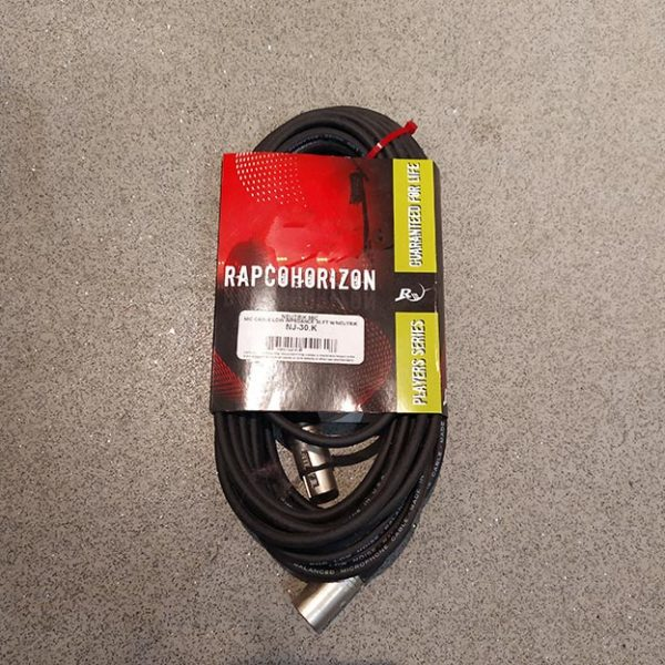 Rapco Neutrik Mic Cable NJ30K