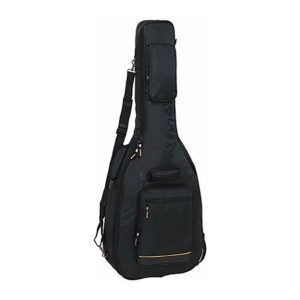 Housse guitare folk Rockbag en nylon noir