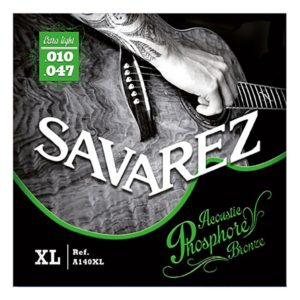 Savarez A140XL Acoustic Phosphore bronze 10 47 jeu de cordes guitare acoustique
