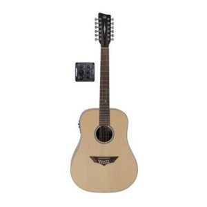 Guitare électro-acoustique VGS RT-10-12 E Root Natural Satin