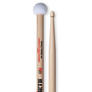 Baguettes combinées 5ADT Vic Firth American Classic