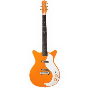 Danelectro guitare NOS modified