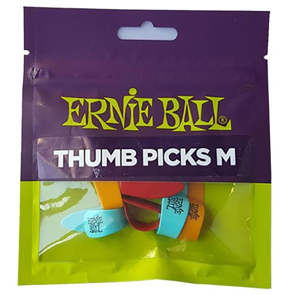 Thumbpicks Ernie Ball Medium
