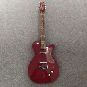 Guitare électrique Danelectro 56-U2 Dark red