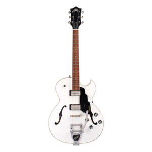 Guitare électrique GUILD STARFIRE I SC SNOWCREST WHITE